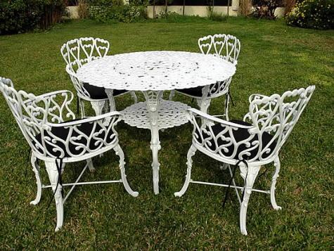 Muebles De Forja Para Jardin - Muebles-de-forja-para-jardin